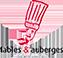 logo tables et auberges