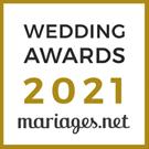 logo wedding awards