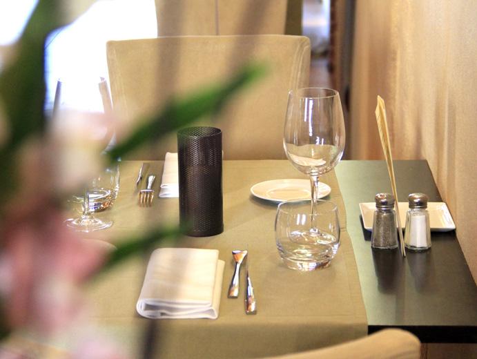 Table de deux personnes